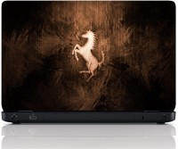 View MGN Dusty Horse Vinyl Laptop Decal 15.6 Laptop Accessories Price Online(MGN)