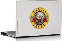 View Bravado Guns N Roses Logo White Vinyl Laptop Decal 15.6 Laptop Accessories Price Online(Bravado)