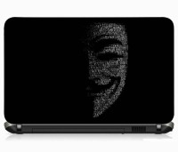 View VI Collections MASK LETTERS IMPORTED VINYL Laptop Decal 15.5 Laptop Accessories Price Online(VI Collections)