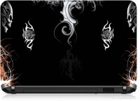 View Psycho Art Tribal Vinyl Laptop Decal 15.6 Laptop Accessories Price Online(Psycho Art)