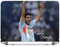 View Print Gallery Ganguly Vinyl Laptop Decal 15.6 Laptop Accessories Price Online(Print Gallery)