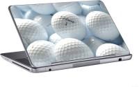 AV Styles white golf balls skin Vinyl Laptop Decal 15.6