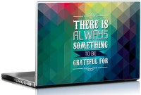 View Seven Rays Something To Be Grateful For Vinyl Laptop Decal 15.6 Laptop Accessories Price Online(Seven Rays)