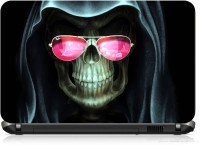 View Psycho Art Modern Skull Vinyl Laptop Decal 15.6 Laptop Accessories Price Online(Psycho Art)