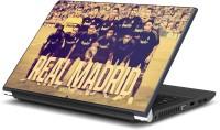Artifa Real Madrid Football Team Vinyl Laptop Decal 15.6