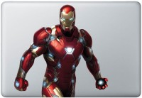 Macmerise Here comes Ironman - Decal for Macbook 13