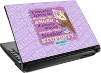 View Tashan Street Anger Management Laptop Skin Vinyl Laptop Decal 15.6 Laptop Accessories Price Online(Tashan Street)