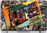 Macmerise Deadpool Postcard - Skin for Lenovo Thinkpad X1 Carbon Vinyl Laptop Decal 14