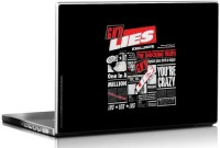 View Bravado Guns N Roses Lies Vinyl Laptop Decal 15.6 Laptop Accessories Price Online(Bravado)