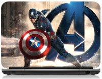 View Box 18 Captain America221268 Vinyl Laptop Decal 15.6 Laptop Accessories Price Online(Box 18)