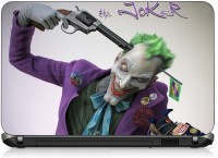 VI Collections JOKER SHOOTING HIMSELF PVC (Polyvinyl Chloride) Laptop Decal 15.6