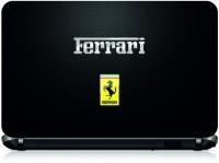 Box 18 Ferrari Logo 2577 Vinyl Laptop Decal 15.6