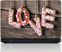 View MGN Love Vinyl Laptop Decal 15.6 Laptop Accessories Price Online(MGN)