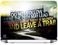 View Print Gallery Do Not Follow Vinyl Laptop Decal 15.6 Laptop Accessories Price Online(Print Gallery)