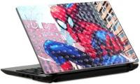 View Zarsa Terabyte Spiderman Vinyl Laptop Decal 15.6 Laptop Accessories Price Online(Zarsa)