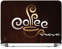 View Print Gallery Coffee Vinyl Laptop Decal 15.6 Laptop Accessories Price Online(Print Gallery)