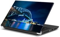 View Dadlace Sydney Harbour Bridge Vinyl Laptop Decal 14.1 Laptop Accessories Price Online(Dadlace)