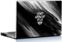 View Seven Rays Don't Grow Up It's a Trap Vinyl Laptop Decal 15.6 Laptop Accessories Price Online(Seven Rays)