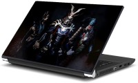 View Dadlace Mortal kombat Vinyl Laptop Decal 17 Laptop Accessories Price Online(Dadlace)