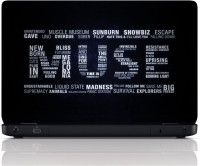 View MGN Music Madness Vinyl Laptop Decal 15.6 Laptop Accessories Price Online(MGN)