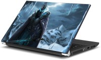 View Dadlace lich king Vinyl Laptop Decal 17 Laptop Accessories Price Online(Dadlace)