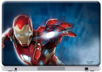 Macmerise Mighty Ironman - Skin for Dell Inspiron 15 - 3000 Series Vinyl Laptop Decal 15.6