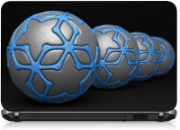 VI Collections BLUE PATTERN BALLS IMPORTED Laptop Decal 15.6