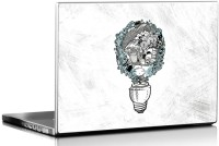 View Seven Rays Idea'S Bulb Vinyl Laptop Decal 15.6 Laptop Accessories Price Online(Seven Rays)