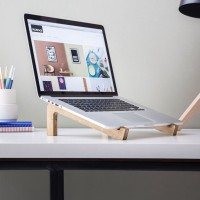 View AD Planet the laptop's leg adp57 Laptop Stand Laptop Accessories Price Online(AD Planet)