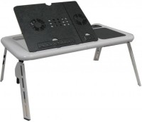 View Indob Portable E-Table E TABLE Laptop Stand Laptop Accessories Price Online(Indob)
