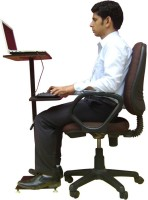 View eStand Avoid back/neck/shoulder pain using Ergonomic laptop Stand lap10000-2 Laptop Stand Laptop Accessories Price Online(eStand)