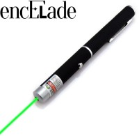 View Encelade Simple Green Laser Pointer(320 nm, Green) Laptop Accessories Price Online(Encelade)