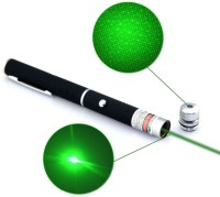 View Insasta 5mW 320nm Astronomy Mid-open Green Beam Light Laser Pointer Pen Class Black(320 nm, Green) Laptop Accessories Price Online(Insasta)