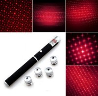View Eatech 5mW Red Ray Laser Beam Pointer Powerpoint Presenter Pen(650 nm, Red) Laptop Accessories Price Online(Eatech)