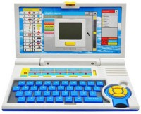 Superbia English Learner Laptop Toy - 20 Activities(Multicolor)