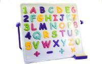 10thplanetsales Alphasort educational board for kids(White)