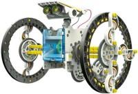 Dolly 14 In 1 Robot Solar Kit(Multicolor)