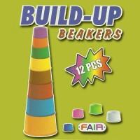 Math Buddy Labs Bild - Up Beakers(Multicolor)