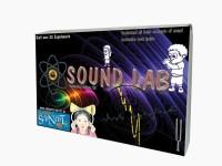 Junior Scientist The Sound Lab (20 Act.)(Multicolor)