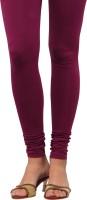 Yepme Women's Purple Leggings
