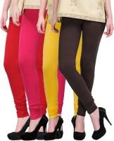 2 Day Legging(Multicolor, Solid)