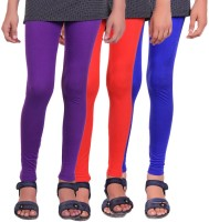 Madona Legging For Girls(Multicolor)