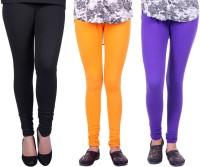 Alisha Legging(Multicolor, Solid)