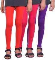 Madona Legging For Girls(Multicolor)