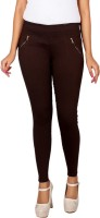 LGC Brown Jegging(Solid)