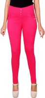 LGC Pink Jegging(Solid)