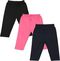 Color Fly Legging For Girls(Black)