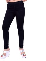 FCK-3 Women's Blue Jeggings