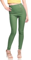 Miss Chase Green Jegging(Solid)