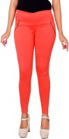 LGC Orange Jegging(Solid)